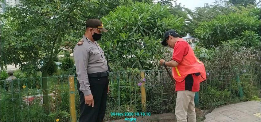 Tidak menggunakan Masker, 69 warga Tambora terjaring Ops Yustisi