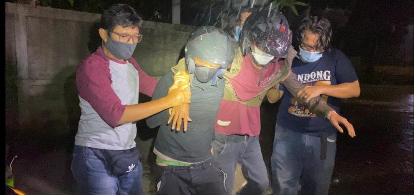 3 Pelaku Pencurian Sepeda Motor Dikalideres Diringkus Polisi, 2 diantaranya dihadiahi timah panas petugas